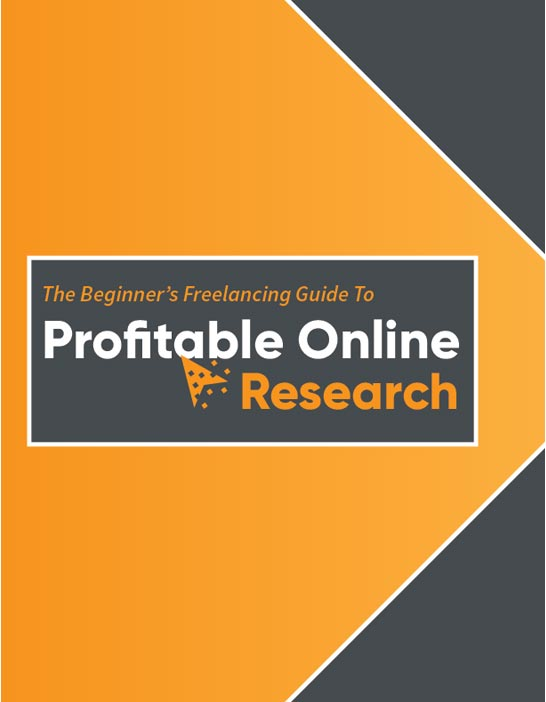 Profitable Online Research