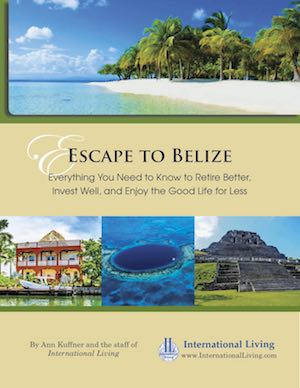 Escape to Belize
