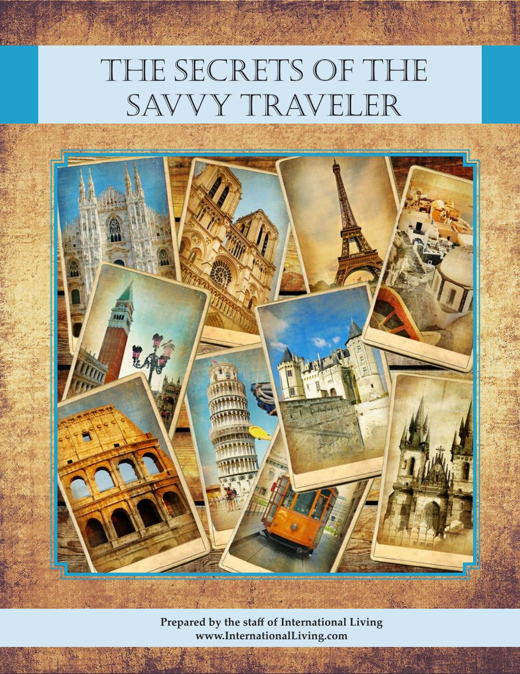 Secrets of the Savvy Traveler