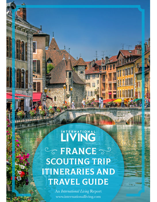 France Scouting Trip Itineraries and Travel Guide
