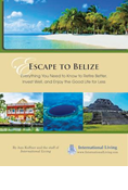 Escape to Belize (Print Edition)