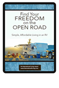 Find Your Freedom on the Open Road: Simple, Affordable Living in an RV