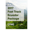 2017 Fast Track Ecuador - Video Recordings Package